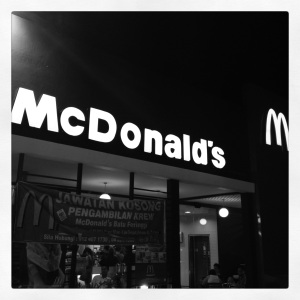 mc donalds batu ferringhi