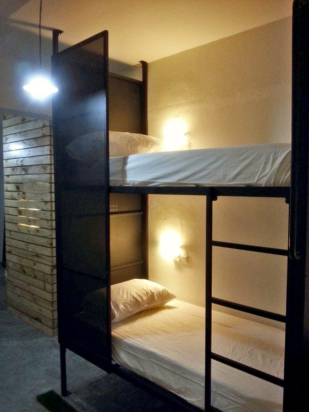 10 dorm beds perfectly designed for flashpackers
